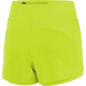 GORE WEAR R7 2in1 Shorts Women citrus green